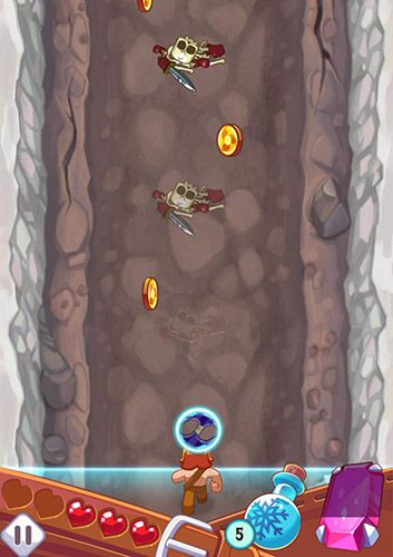 Monster slash captura de pantalla 1