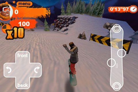 Snowboard avec Shaun White: Origine