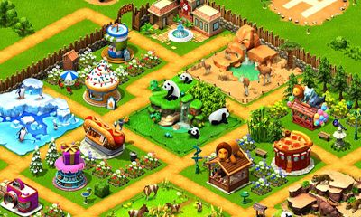 Wonder Zoo - Animal rescue! скриншот 1