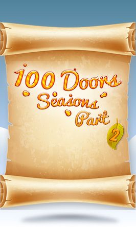 100 Doors: Seasons part 2 screenshots