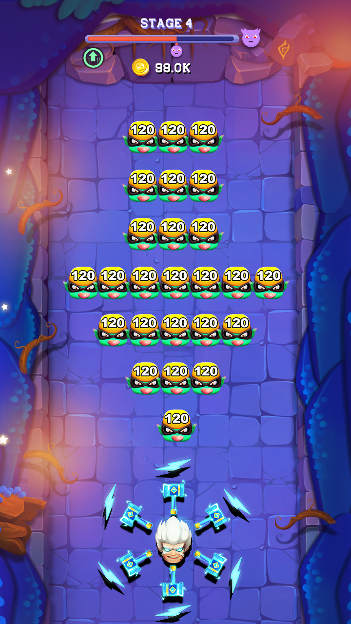Granny Legend Screenshot-Spiel
