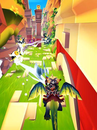 Screenshot Blades of Brim on iPhone