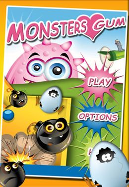 logo Les Monstres adorent le chewing-gum: Edition de Poche