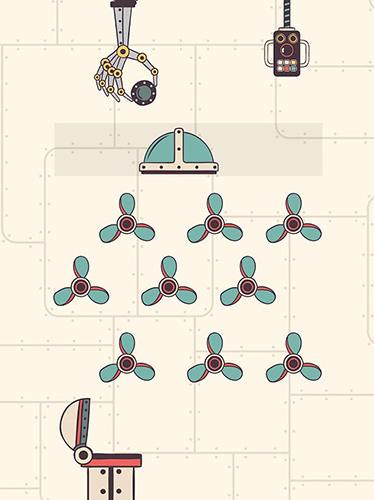 Steampunk puzzle: Brain challenge physics game für Android