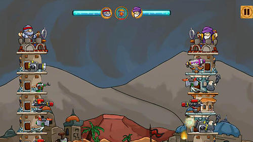 Glory of tower battle für Android
