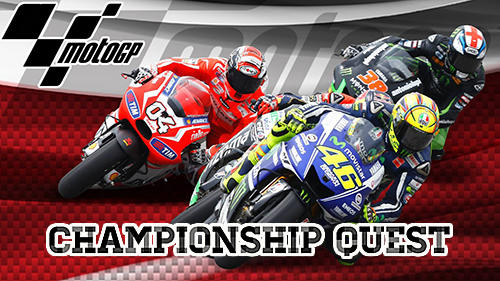 MotoGP race championship quest screenshot 1