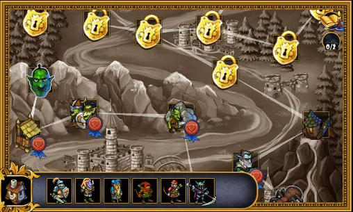 Clash and defense Screenshot