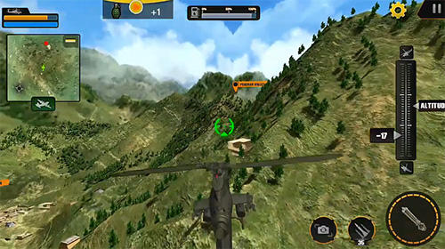 Action The glorious resolve: Journey to peace für das Smartphone
