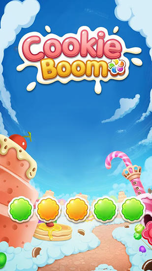 Cookie boom Screenshot