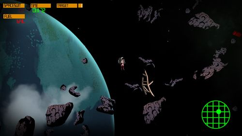 Screenshot Violet: Weltraum Mission auf dem iPhone