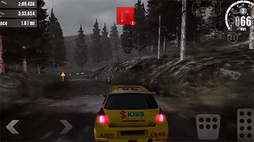 Rush rally 3 for Android
