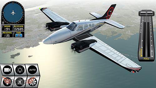 Flugsimulator 2016 auf Deutsch