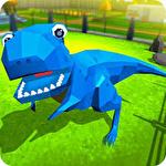 Jurassic dinosaur park craft: Dino world Symbol
