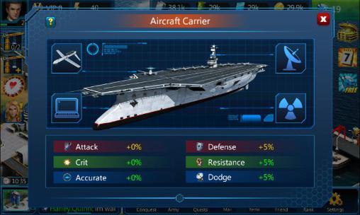 Armor modern war: Mech storm screenshot 4