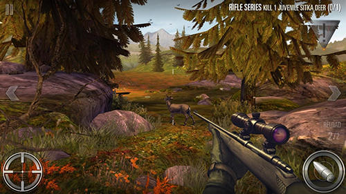 Deer hunter 2017 pour Android