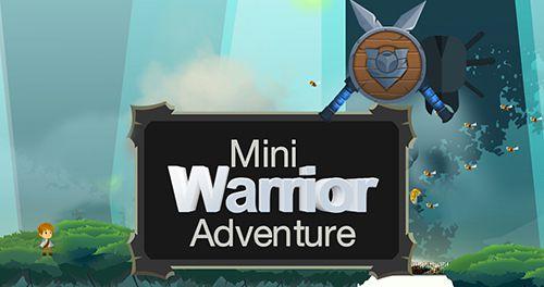 логотип Приключение маленького воина