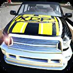 Diesel drag racing pro icon