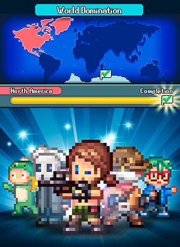 Arcade Tap tap evil mastermind für das Smartphone