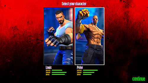Gangster clash: Mafia fighter in English