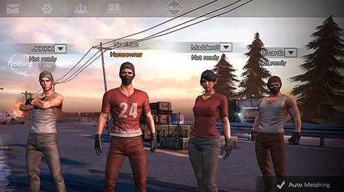 Actionspiele: Lade Überlebender Royale auf dein Handy herunter