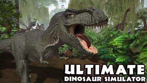 Ultimate dinosaur simulator captura de pantalla 1