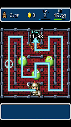 RPG Dandy dungeon für das Smartphone
