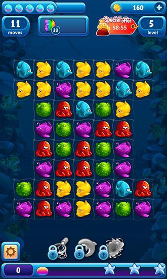 Arcade Mermaid: Puzzle für das Smartphone