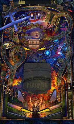 War Pinball HD screenshot 1