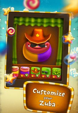 Captura de tela Zuba! no iPhone