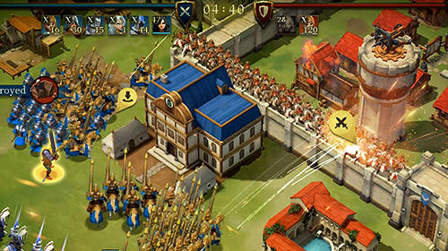 Legend: Rising empire für Android