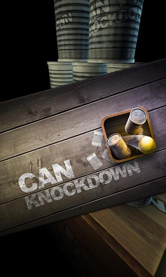 Can knockdown Screenshot