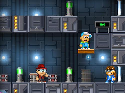 Pixel worlds Screenshot