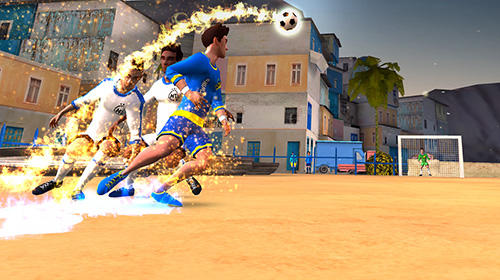 Skilltwins football game 2 für Android