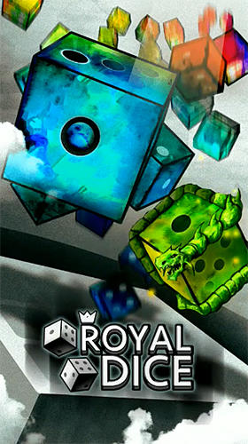 Royal dice: Random defense screenshot 1