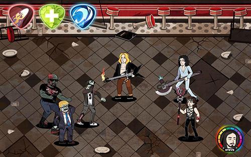 Zombie DJs für Android