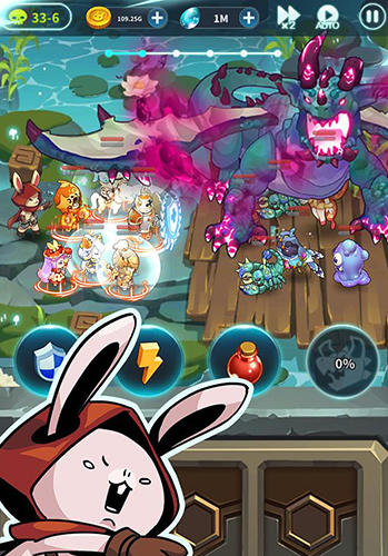 Strategie RPG Rabbit in the Moon auf Deutsch