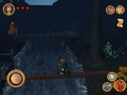 LEGO The lord of the rings pour Android