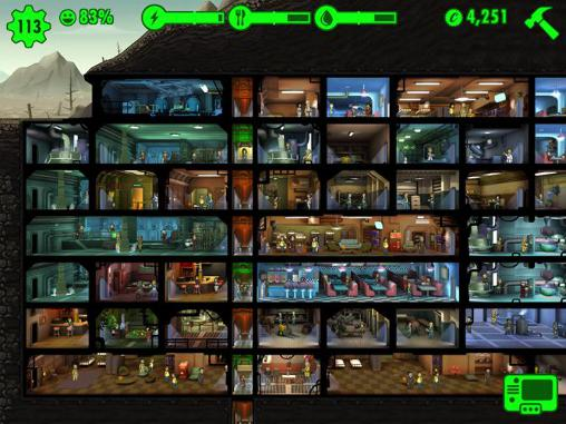 Fallout shelter pour Android