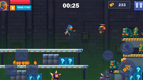 Metal shooter: Se7en hero Screenshot