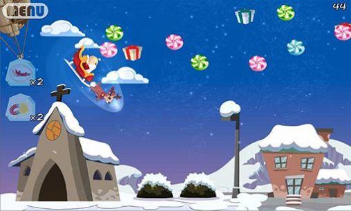 Arcade-Spiele Christmas winterland für das Smartphone