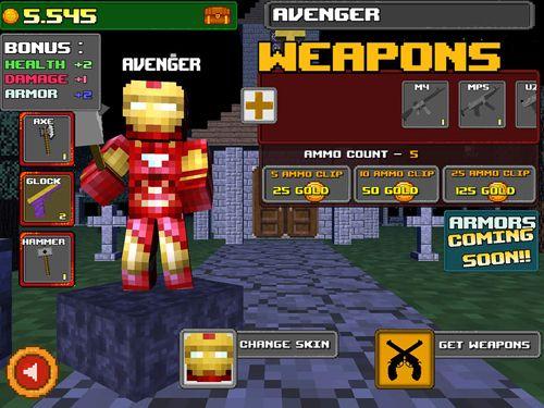 Multiplayerspiele: Lade Mutantenzombies auf dein Handy herunter