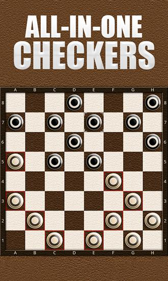 All-in-one checkers capture d'écran 1