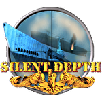 Silent depth: Submarine sim icono