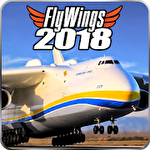 Иконка Flight simulator 2018 flywings