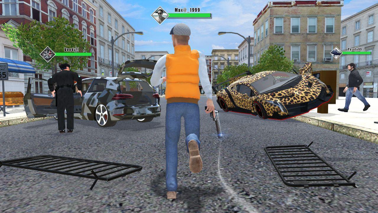 City Crime Online screenshot 1