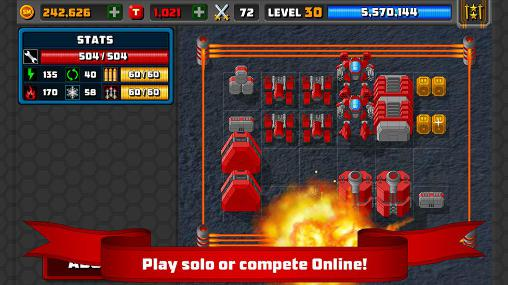 Super mechs for Android