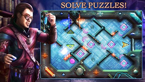 Arcade-Spiele: Lade Alchemisches Labyrinth auf dein Handy herunter