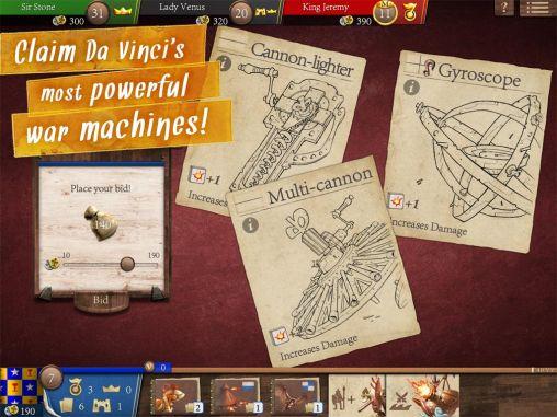 Brettspiele Magnifico für das Smartphone