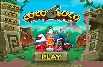 Screenshot Coco Loco on iPhone