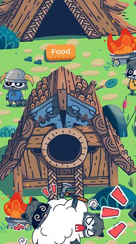 Jogos de arcade Raidcoons: The viking raccoonspara smartphone